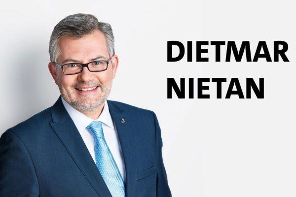Diemtar Nietan - SPD Bundesschatzmeister