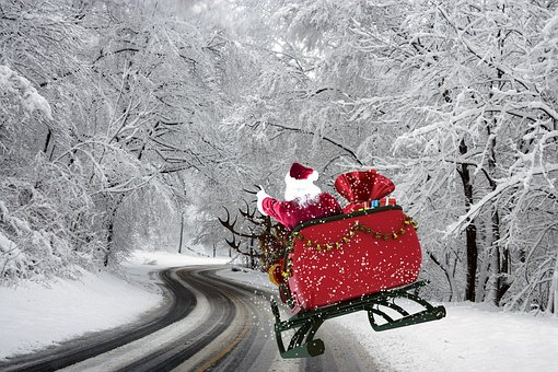 Ein frohes und besinnliches Weihnachtsfest und ein gesundes ...